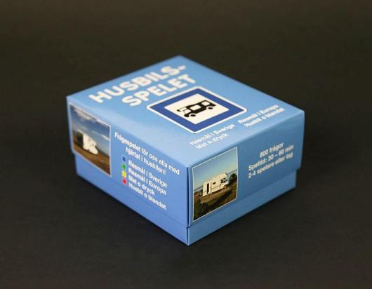 Indpakninger - Husbilsspelet