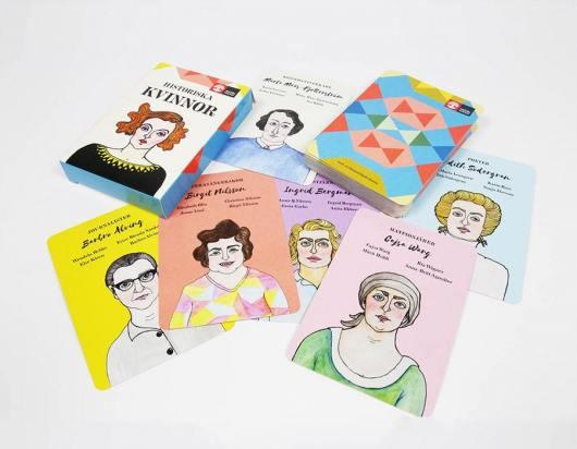 Kortspil med dit eget tryk - Kvinnor