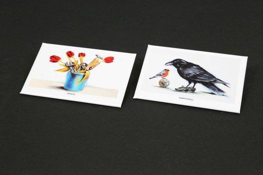 Magneter med egen design