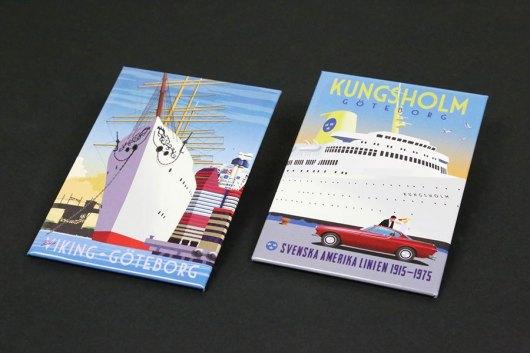 Magneter med egen design - Kungsholm