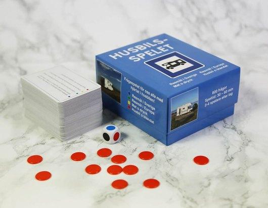 Spel med eget tryck - Husbilsspelet