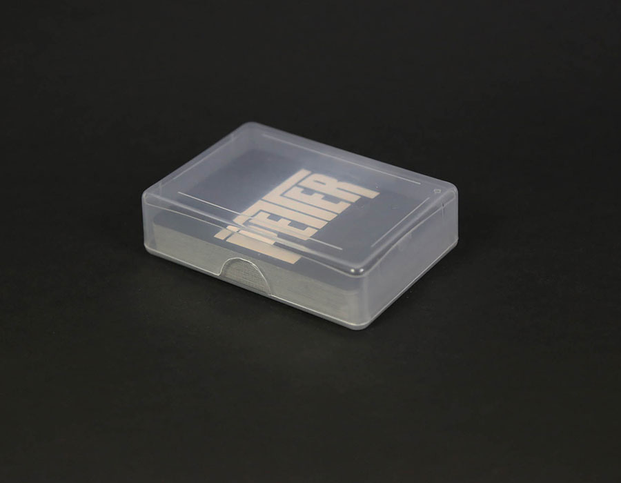 Förpackning i plast - plastask