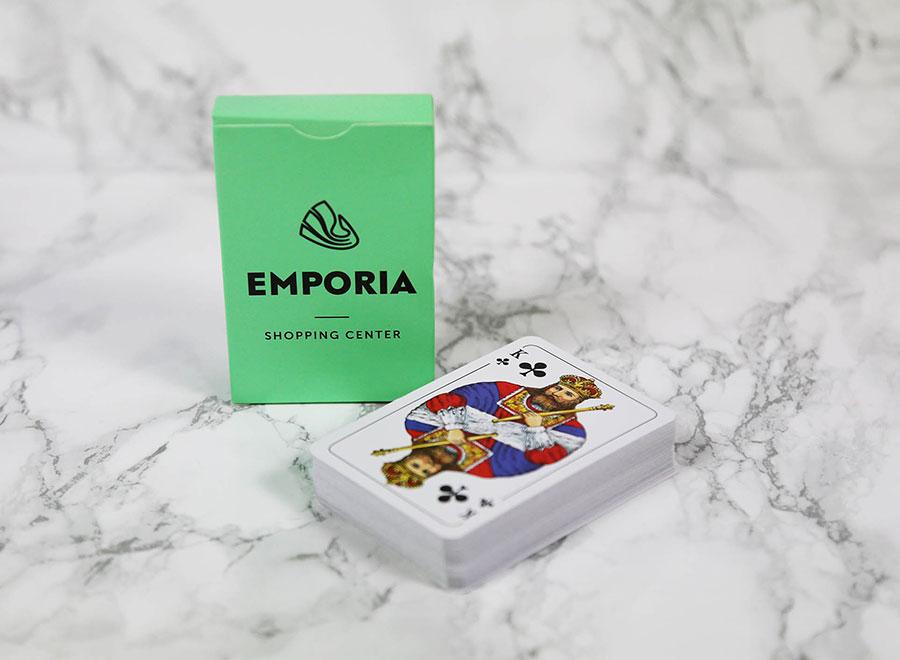 Instruktioner - Emporia