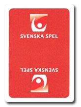 Din egen logotyp på kortlek - Svenska spel