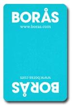 Din egen logotyp på kortlek - Borås